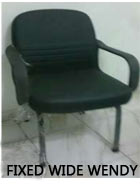 Fixed Wide chair
