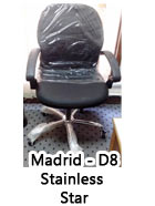 madrid stainless chair